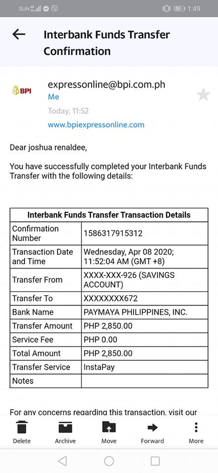 guy lost Php26k to bank scammer