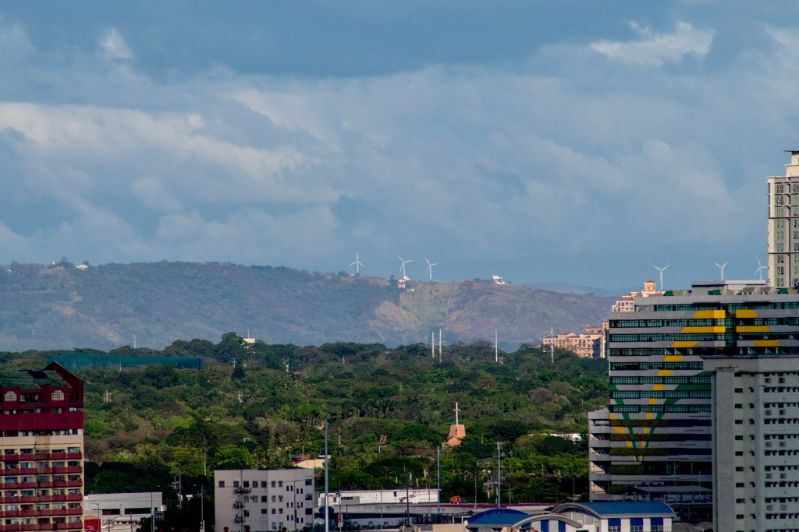 pilillia windmills seen from pasay