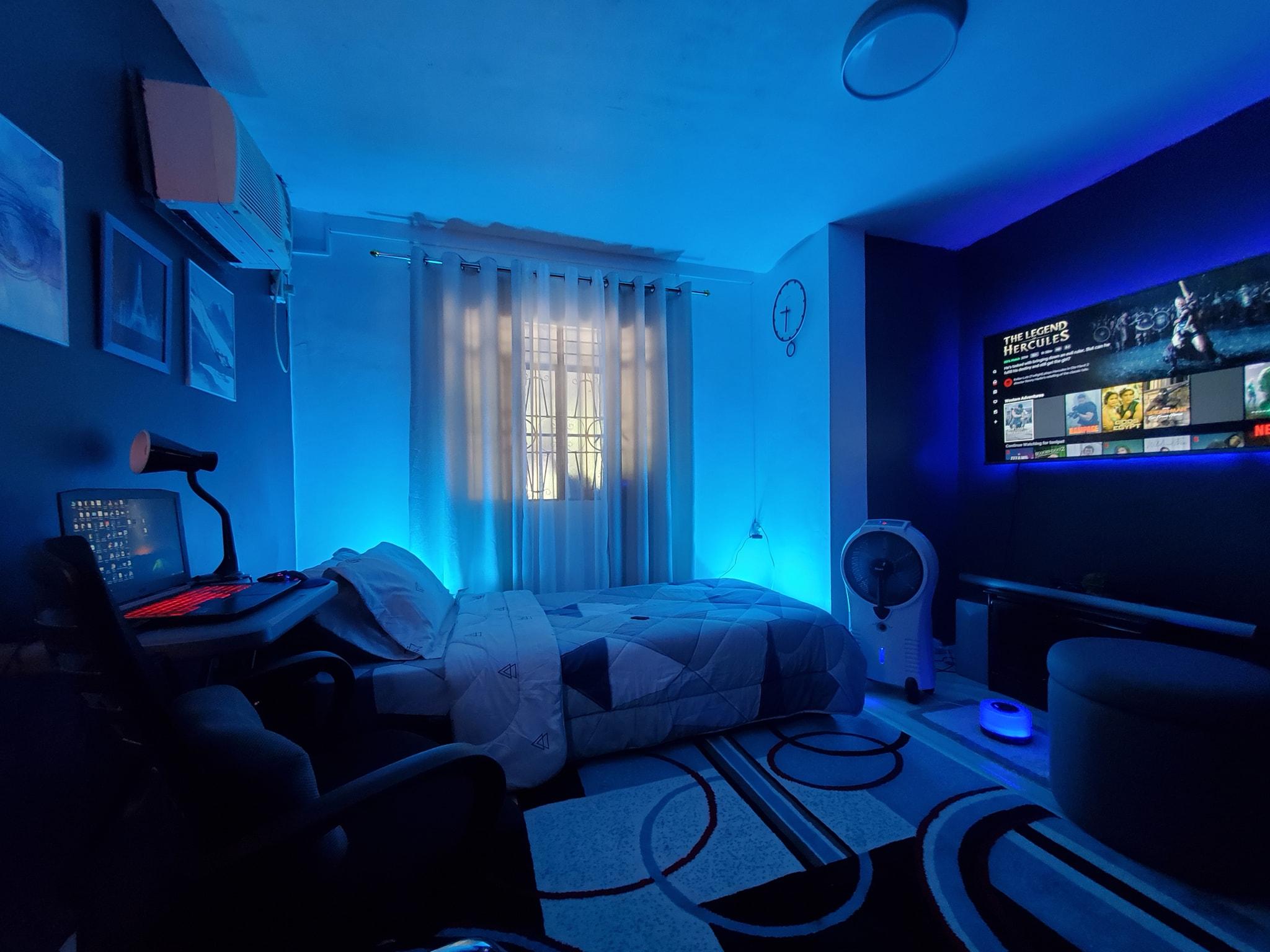 impressive room transformation